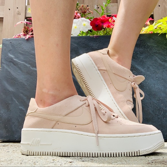 Nike Air Force 1 Sage Low Particle Beige Phantom
